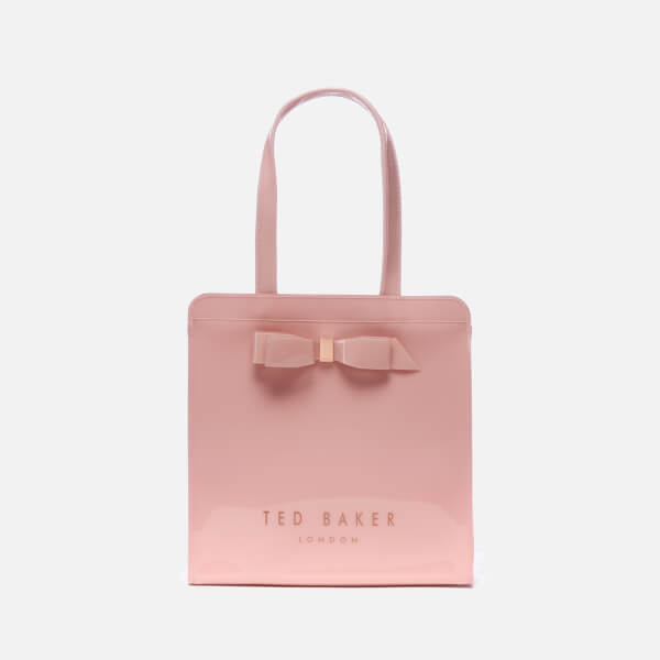 b510315d3a9 Ted Baker Women's Arycon Bow Detail Small Icon Bag - Light Pink: Image 1