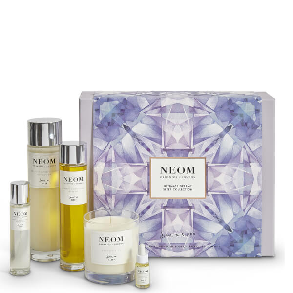 NEOM Ultimate Dreamy Sleep Collection (Worth £114.00)