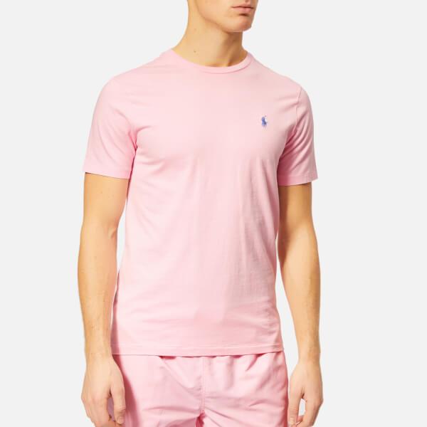 Polo Ralph Lauren Men s Custom Slim Fit Crew Neck T-Shirt - Taylor Rose  314bf68da4d7