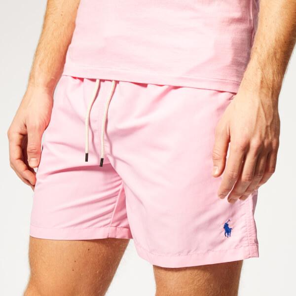b8255f81e59c ... in pink for men efa56 5fc23  germany polo ralph lauren mens traveller  swim shorts taylor rose image 1 87d76 ddb8a