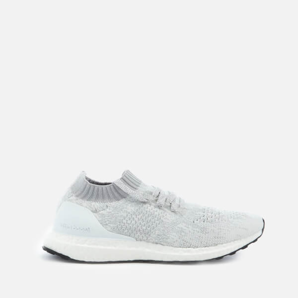 c66e053ee4f adidas Women s Ultraboost Uncaged Trainers - White White Grey Sports ...