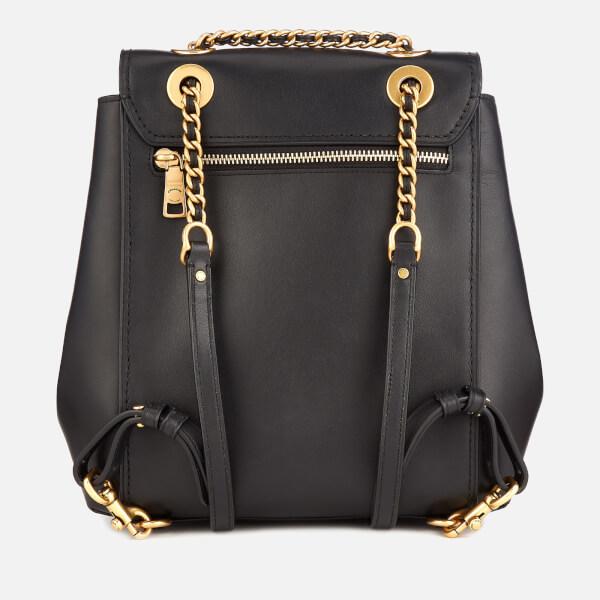 0ad506e096e9 Coach Women s Refined Calf Leather Parker Backpack - Black  Image 2
