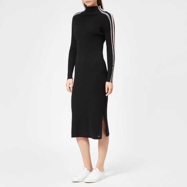 Tommy Hilfiger Women's New Icon Tara Dress - Black