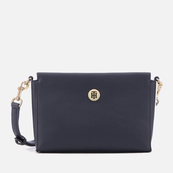 Tommy Hilfiger Women s Effortless Saffiano Crossover Bag - Corporate  Image  1 e24a42772e3b