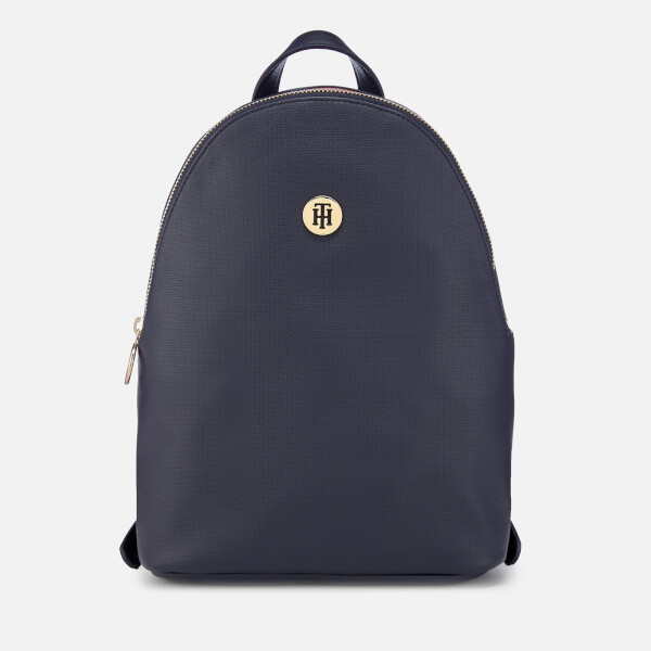 Tommy Hilfiger Women's Effortless Saffiano Backpack - Corporate