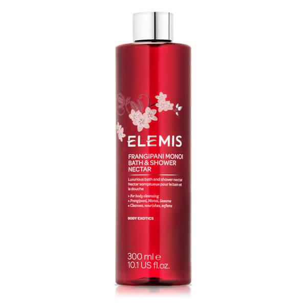Elemis Frangipani Monoi Bath and Shower Nectar 300ml
