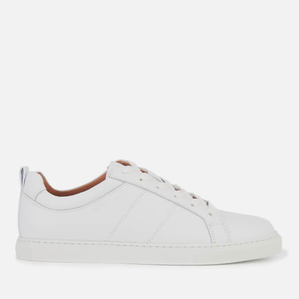 Whistles Women's Koki Lace Up Trainers - White