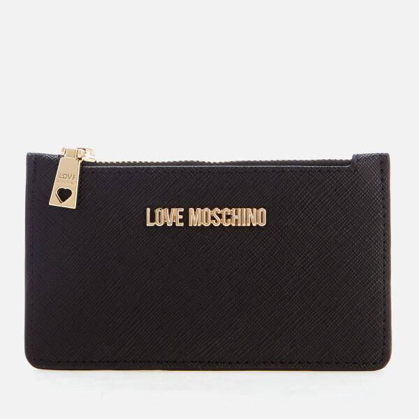 Love Moschino Women's Small Wallet - Black