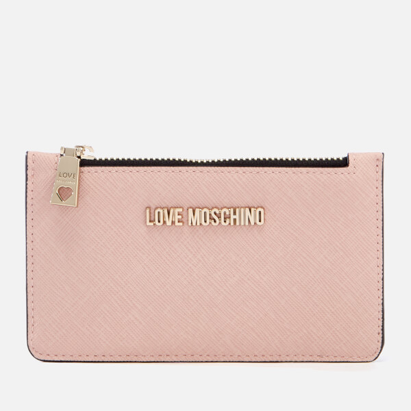 Love Moschino Women's Small Wallet - Pink