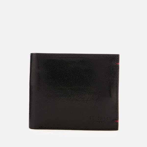 Ted Baker Men's Lander Contrast Bifold Wallet - Black
