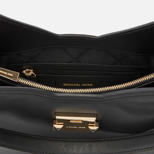 d3c2ea086b1f MICHAEL MICHAEL KORS Women s Whitney Chain Shoulder Tote Bag - Black  Image  5