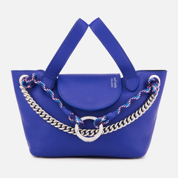 meli melo Women's Linked Thela Mini Tote Bag - Majorelle Blue