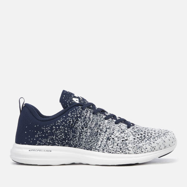 Athletic Propulsion Labs Men's TechLoom Pro Trainers - Navy/White/Ombre
