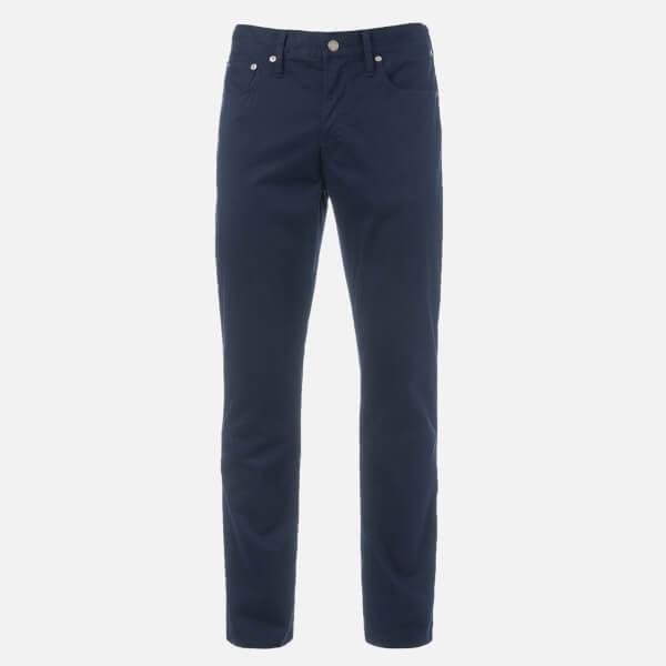 Polo Ralph Lauren Men's Straight Fit Prospect 5 Pocket Pants - Blue