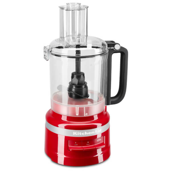 KitchenAid 5KFP0719BER 1.7L Food Processor - Empire Red