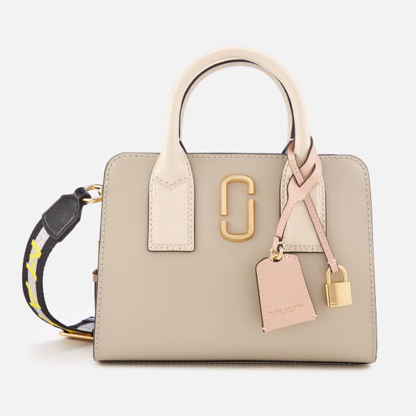 a5eff9395a Marc Jacobs Women s Little Big Shot Bag - Dust Multi  Image 1