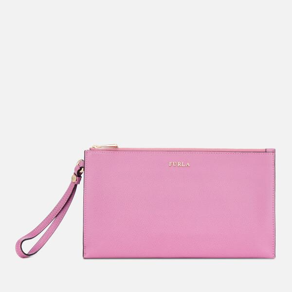 Furla Women's Babylon XL Envelope Bag - Pink