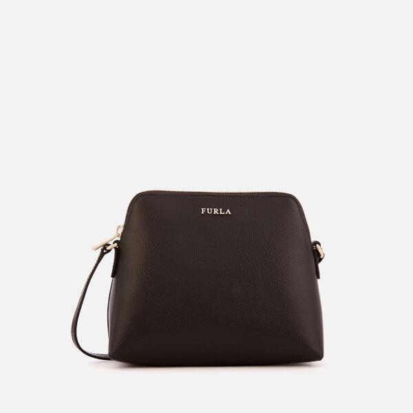 Furla Women's Boheme XL Cross Body Bag Pouch - Black