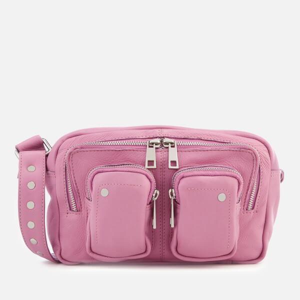Núnoo Women's Ellie Smooth Bag - Bubble Gum