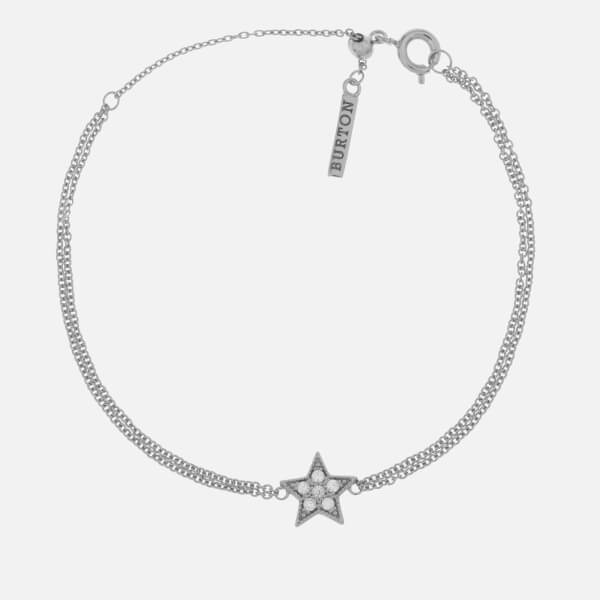 Olivia Burton Women's Celestial Chain Bracelet - Silver