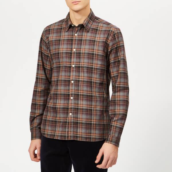 Oliver Spencer Men's New York Special Shirt - Bexley Multi