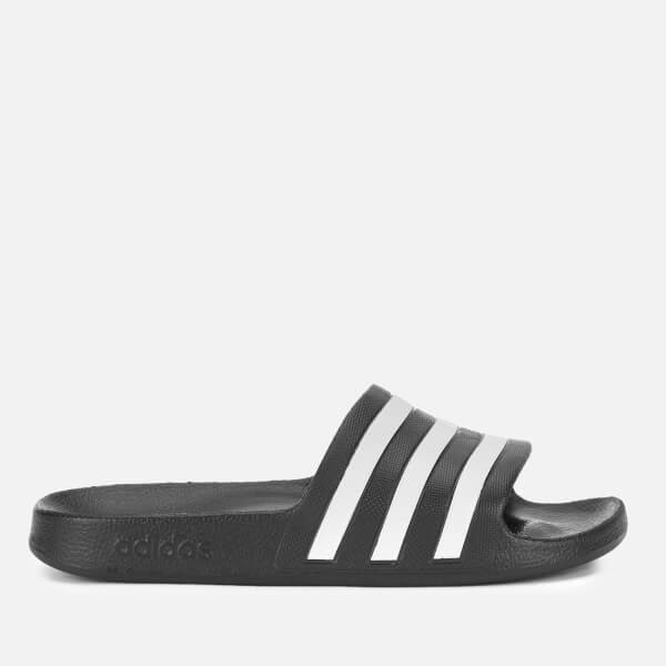 Adilette Sports Leisure Aqua Men's Black Sandals amp; Adidas Slide Y845qww