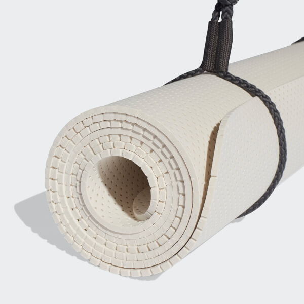 Adidas Yoga Mat White Sports Amp Leisure Thehut Com
