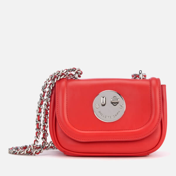 Hill & Friends Women's Happy Tweency Bag - Big Apple Red