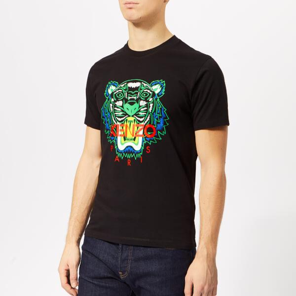 KENZO Men's Icon T-Shirt - Black
