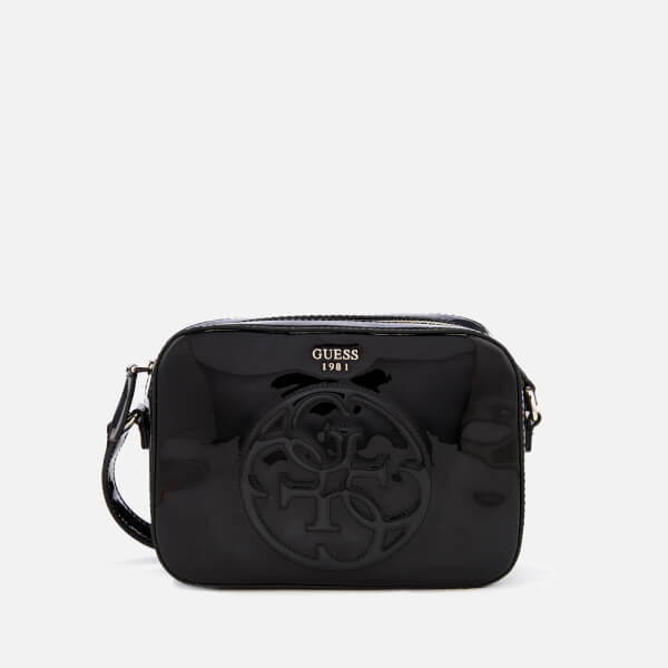 Guess Women's Kamryn Cross Body Bag - Black