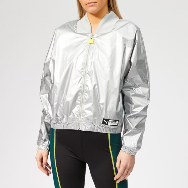 Puma Women's TZ Jacket - Puma White