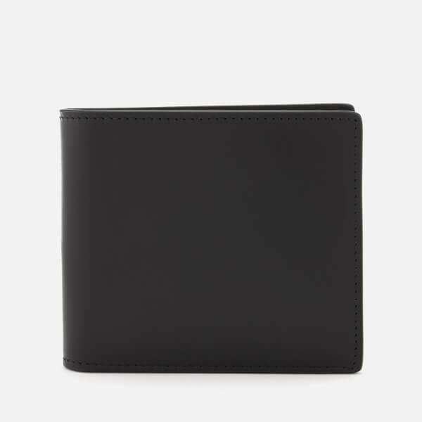 Maison Margiela Men's Bifold Wallet - Black/Black