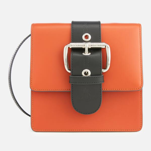 65aa3fcb8a Vivienne Westwood Women's Alex Small Handbag - Orange: Image 1