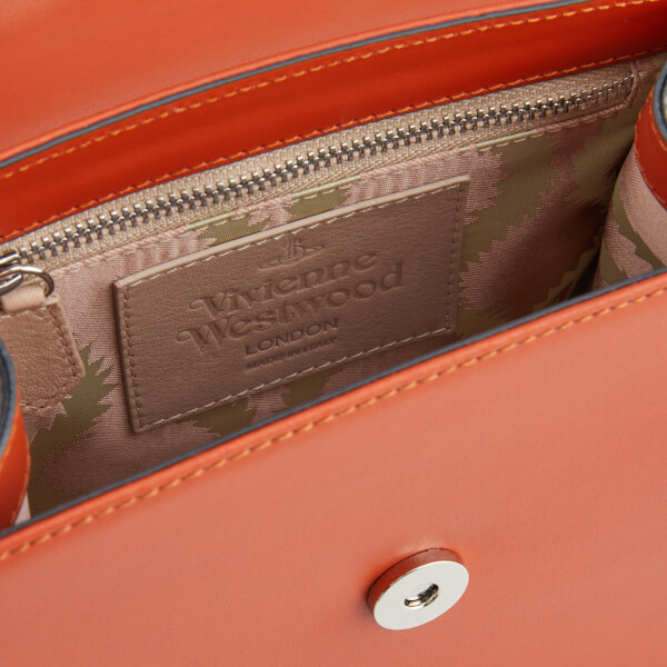 fd85a118fc Vivienne Westwood Women's Alex Small Handbag - Orange: Image 5