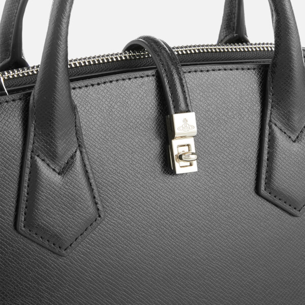 Vivienne Westwood Women s Sofia Medium Handbag - Black  Image 4 2414ab5344df0