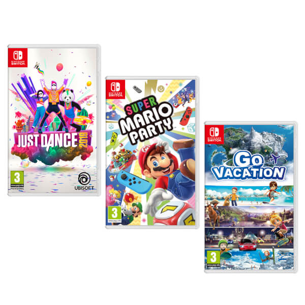 Nintendo Switch Party Game Pack