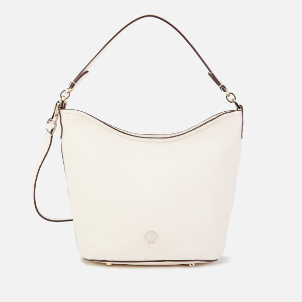 Kate Spade New York Women's Polly Small Hobo Bag - Parchment