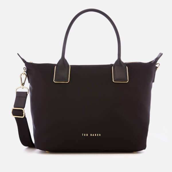 Ted Baker Women's Jicksy Small Nylon Tote Bag - Black