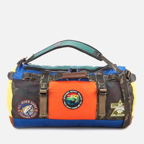8e1877a1f5ea Polo Ralph Lauren Men s Outdoor Nylon Duffel Bag - Multi - Free UK ...