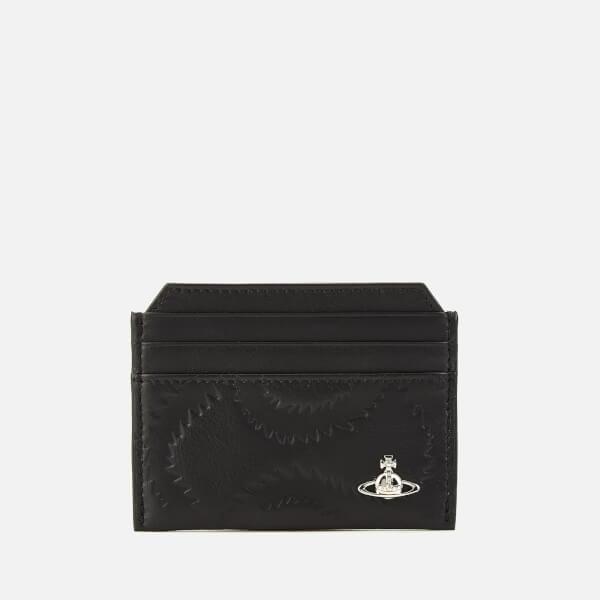 Vivienne Westwood Men's Belfast Card Holder - Black