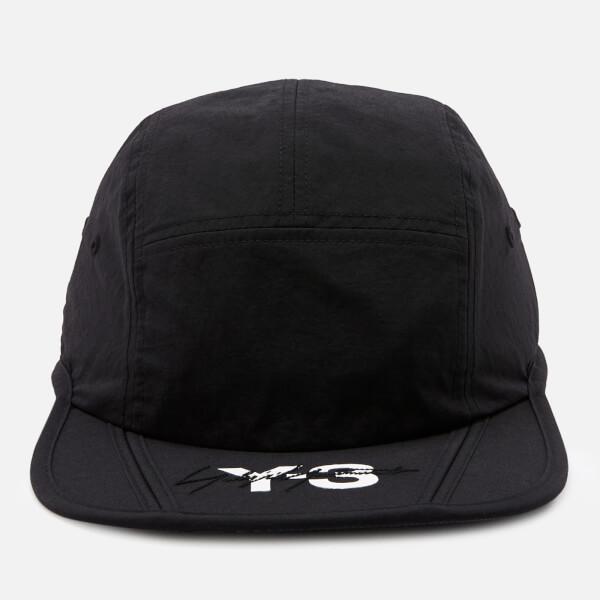 Y-3 Foldable Cap - Black