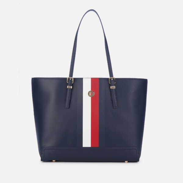 bb137a4d62a Tommy Hilfiger Women's Honey East West Tote Bag - Corporate: Image 1