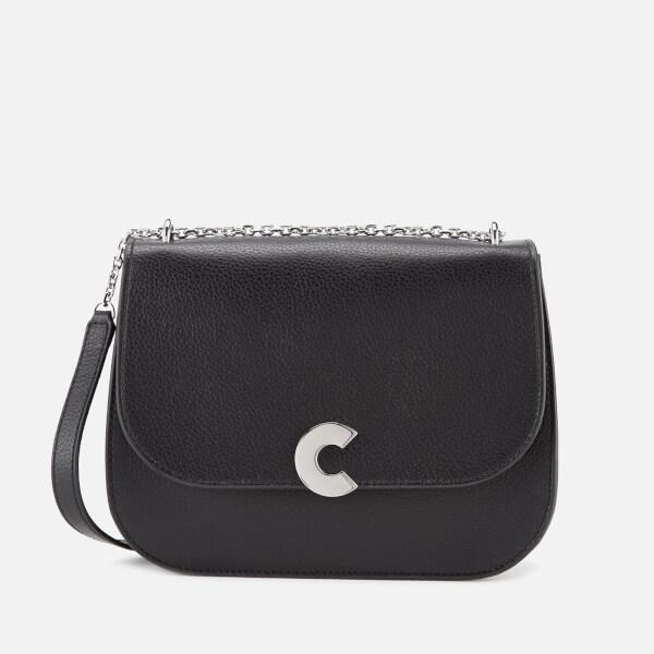 Coccinelle Women's Craquante Cross Body Bag - Black