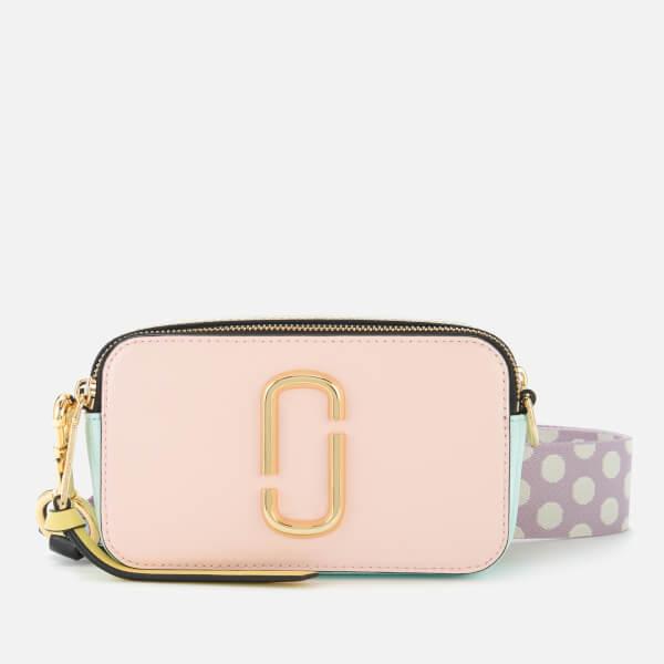 e7153d2cc27 Marc Jacobs Women's Snapshot Bag - Blush Multi: Image 1