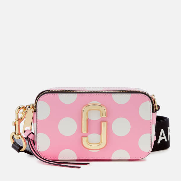 934d46364b06 Marc Jacobs Women s The Dot Snapshot Bag - Primrose Multi  Image 1