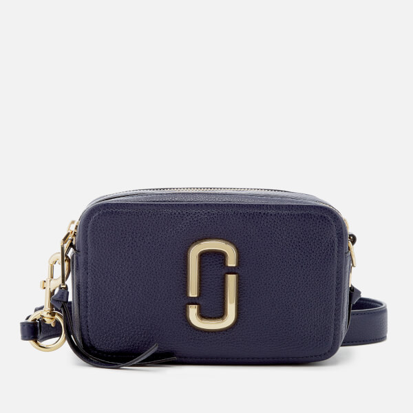 Marc Jacobs Women's The Softshot 21 Cross Body Bag - Navy