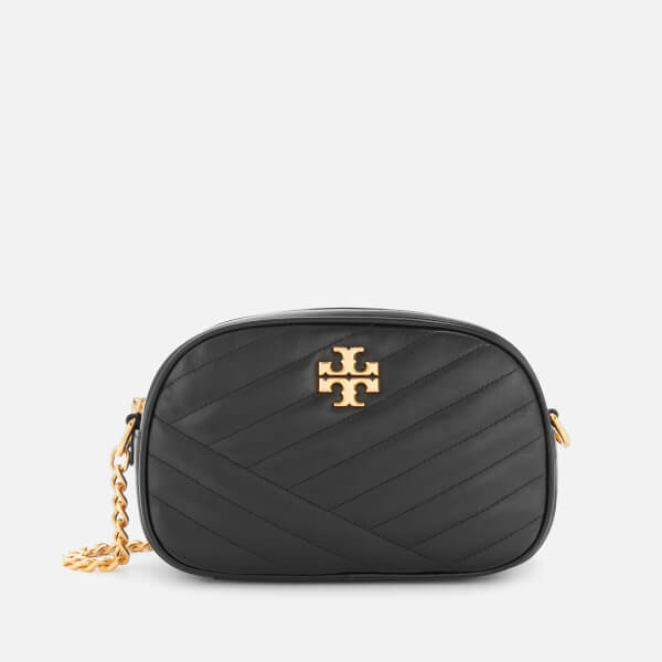 Tory Burch Women's Kira Chevron Camera Bag - Black