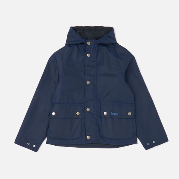 Barbour Boys' Pass Jacket - Regal Blue