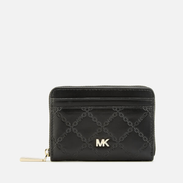 MICHAEL MICHAEL KORS Women's Money Pieces Card Case - Black
