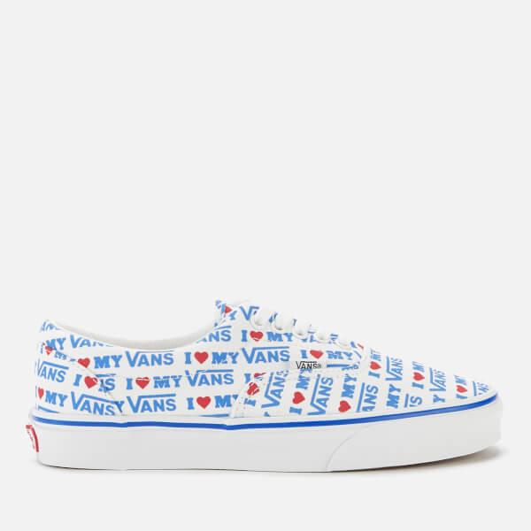 Vans Women s I Heart Vans Era Trainers - True White  Image 1 0da2e166b